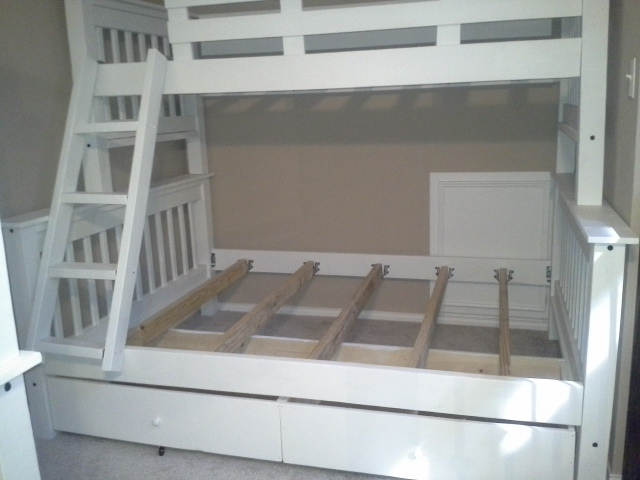 More Of Our Mission Style Bunks!
