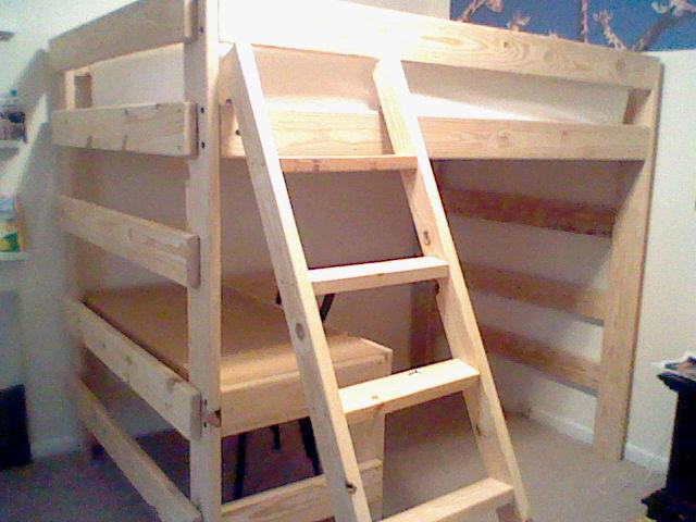 Bunk beds dallas 28 images 2 quot bunk bed furniture 4 for Furniture 4 less dallas