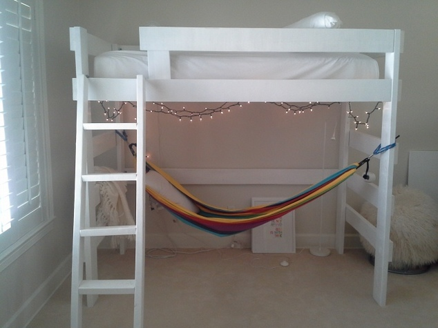 Twin Loft Dallas Bunk Bed Dallas Fort Worth
